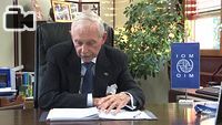 IOM Director General's Message for the Child Health Now Global Week of Action