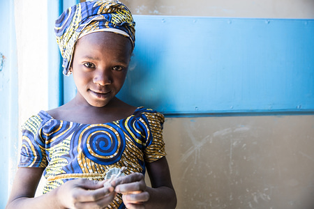 IOM transit centers in Niger. © IOM/Amanda Nero 2016