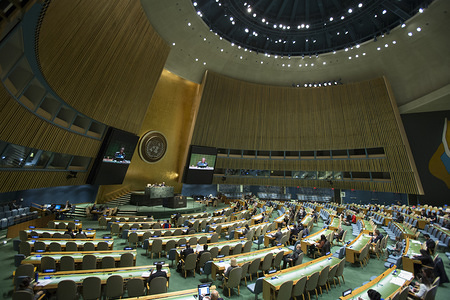 General Assembly Seventieth session, 90th plenary meeting