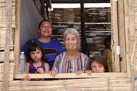 Ecuador´s Earthquake 2016 beneficiaries