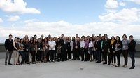 Ecuador´s IOM Staff during DG visit in Quito